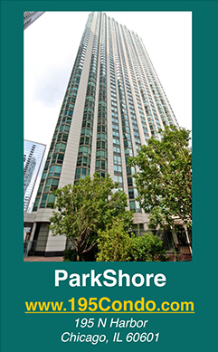 Parkshore Condominium 195 N Harbor Chicago IL 60601 Sale Rent buy